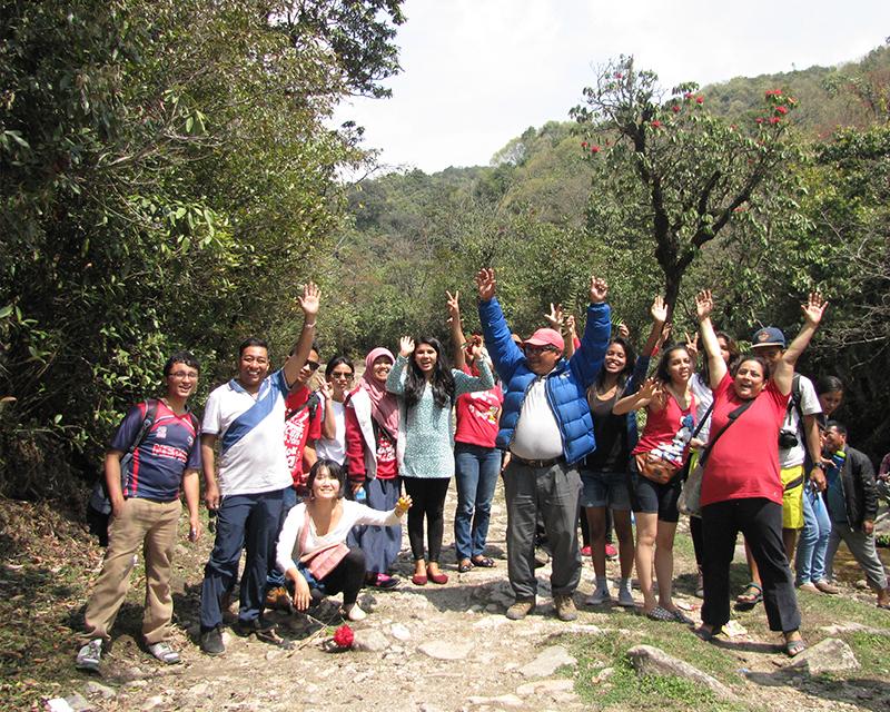 Hike for Recreation & Rejuvenation